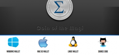 Coin Magi - A unique CPU coin
