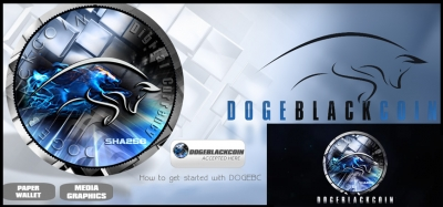 DogeBlack - SHA256, graphic services and more