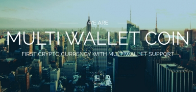 Multiwallet - In wallet USD Pairs trading and anonymous transactions