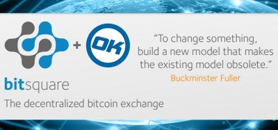 The Decentralized Exchange Bitsquare integrates OKCash